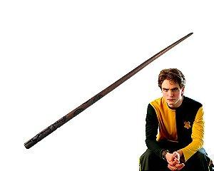 Varinha Mágica Harry Potter- Cedric Diggory- Alta Resistência