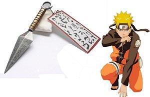 Kunai de Metal - Anime Naruto