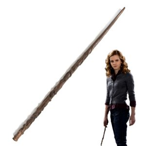 Varinha Mágica Harry Potter- Hermione Granger- Alta Resistência