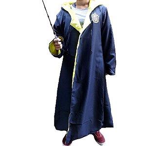 Capa Harry Potter - Manto Lufa-Lufa