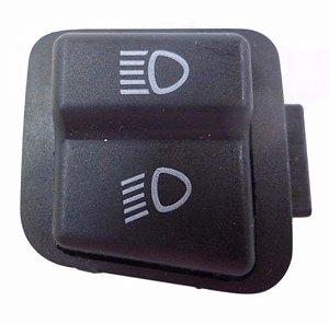 Interruptor Botão Comutador (farol Alto Baixo) Lead 110 Kasinski Soft 50