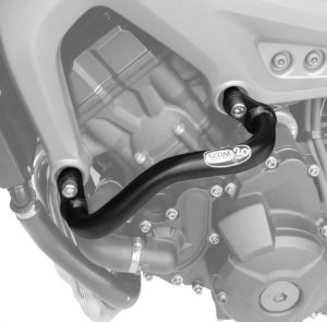 Protetor de Motor e Carenagem MT 09 2015 em diante