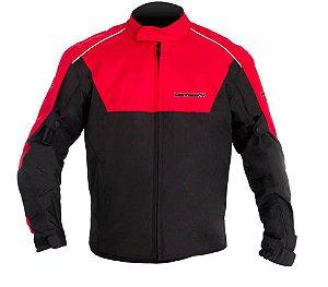 Jaqueta Motociclista Impermeável com Proteções Motosky