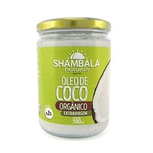 Óleo de Cocô Extra Virgem Orgânico - Shambala