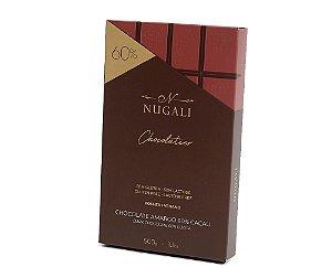 Barra de Chocolate 60% Cacau - Nugali 500g