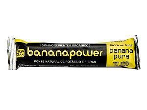 Banana Power Orgânica - 27g