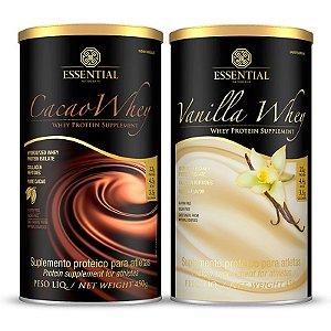 Whey Essential Nutrition - Lata 450g