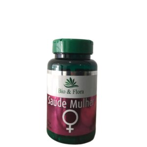 Saúde da Mulher - BioFlora 60 cápsulas