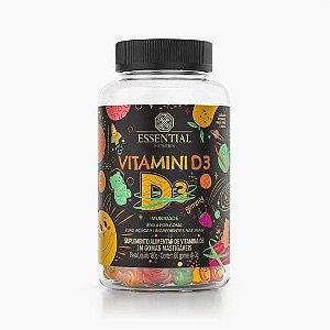 Vitamini D Gummy - Gominhas de Vitamina D para crianças - Essential Nutrition