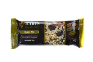 Barra de Cereal Super Mix - Hart's Natural