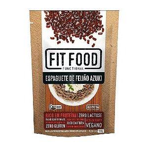 Espaguete de Feijão Azuki - Fit Food
