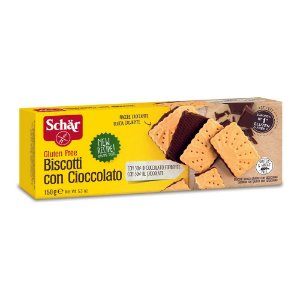 Biscotti con Cioccolato - Schär