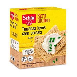 Torradas Leves com Cereais - Schär