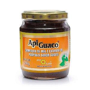 ApiGuaco: composto de mel + própolis + guaco - Apis Flora