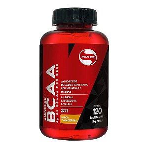 Aminofor BCAA Sabor Tangerina - Vitafor
