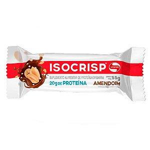 Isocrisp Bar Sabor Amendoim - Vitafor