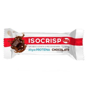 Isocrisp Bar Sabor Chocolate – Vitafor