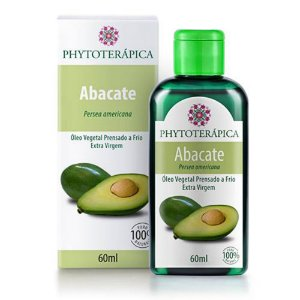 Óleo Vegetal de Abacate - Phytoterápica