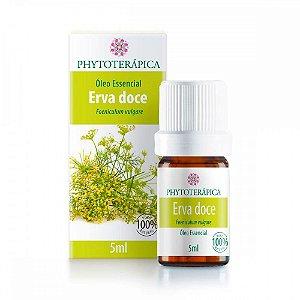 Óleo Essencial de Erva-Doce - Phytoterápica
