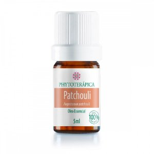 Óleo Essencial de Patchouli - Phytoterápica