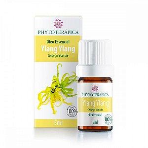 Óleo Essencial de Ylang Ylang - Phytoterápica