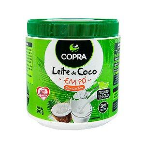 Leite de Coco Para Beber em Pó – Copra