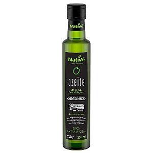 Azeite Orgânico Extra Virgem - Native