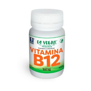 Vitamina B12 Vegana – Doctor Berger