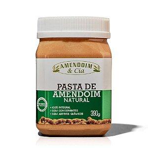 Pasta de Amendoim Natural – Amendoim & Cia