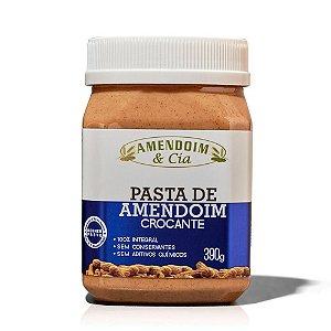 Pasta de Amendoim Crocante – Amendoim & Cia