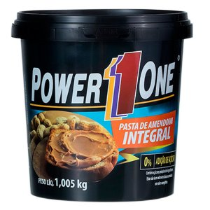 Pasta de Amendoim Integral – Power1One