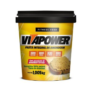 Pasta Integral de Amendoim - Vitapower