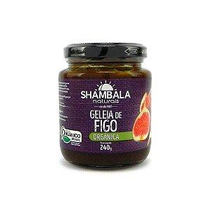 Geleia Orgânica de Figo - Shambala