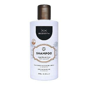 Shampoo Com Óleo De Coco - Biozenthi