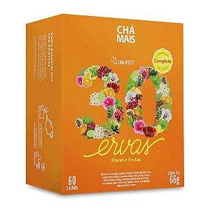 Chá 30 Ervas - Chá Mais