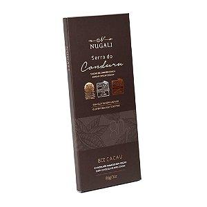 Chocolate Amargo 80% Cacau - Nugali