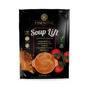Soup Lift Tomate Com Cúrcuma - Essential Nutrition