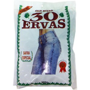 Chá 30 Ervas - Natu Blu