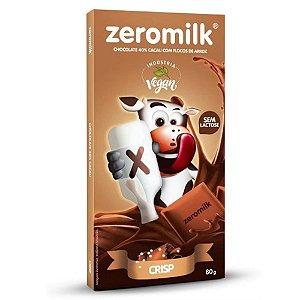 Chocolate Crisp 40% Cacau - ZeroMilk