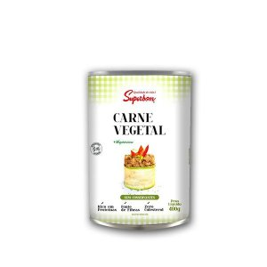 Carne Vegetal Superbom 400g