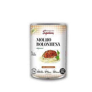 Molho Bolonhesa Vegetariano Superbom 400g