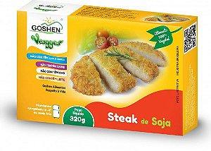 Vegges Steak de Soja Goshen 320g (4 unidades) ❄