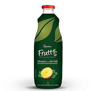 Suco Frutt's Abacaxi com Hortelã Superbom Garrafa 1L
