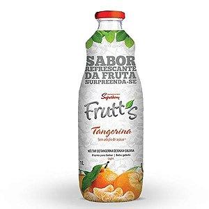 Suco Frutt's Tangerina Light Superbom Garrafa 1L