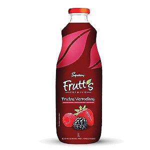 Suco Frutt's Frutas Vermelhas Superbom Garrafa 1L