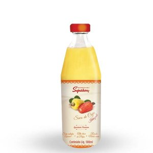 Suco Caju Integral Superbom 500ml