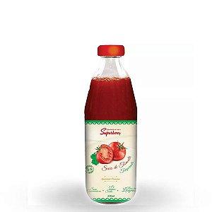 Suco Tomate Integral Temperado Superbom Garrafa 500ml