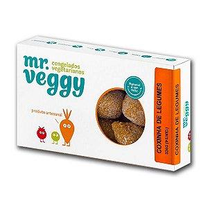 Coxinha Integral de Legumes Mr. Veggy 324g (9 unidades) ❄