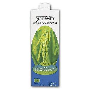 Bebida Vegetal de Arroz granoVitá 1L