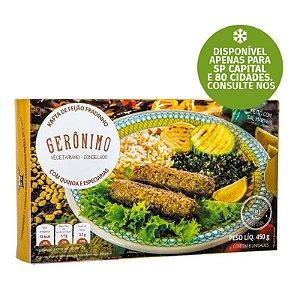 Kafta de Feijão Fradinho com Quinoa e Especiarias Gerônimo 450g❄